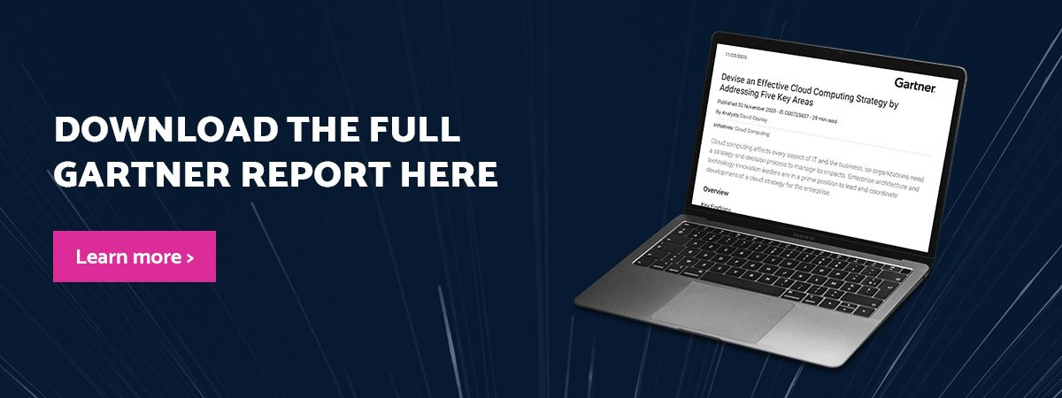 Click here to access the Gartner report