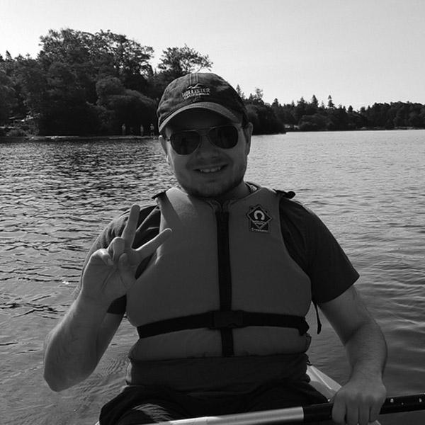 Tom Webb - Graduate Software Engineer, BJSS